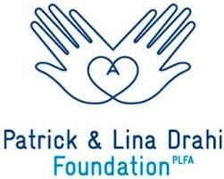 Partnership Company Logo Patrick and Lina Drahi Foundation