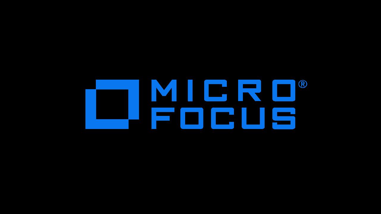 Partnership Company Logo Micro Focus