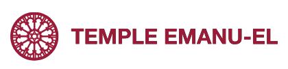Partnership Company Logo Temple Emanu-El