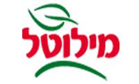 Partnership Company Logo Milotal מילוטל
