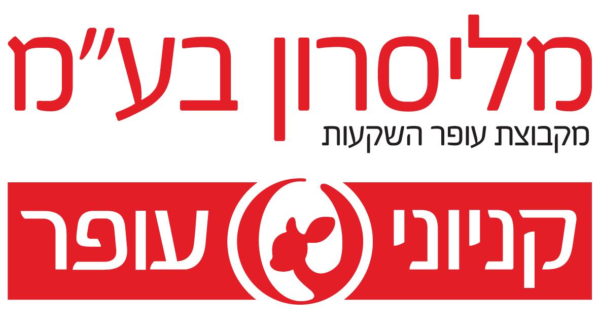 Partnership Company Logo Melisron Real Estate מליסרון