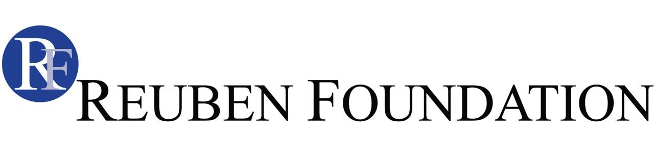 Partnership Company Logo Reuben Foundation